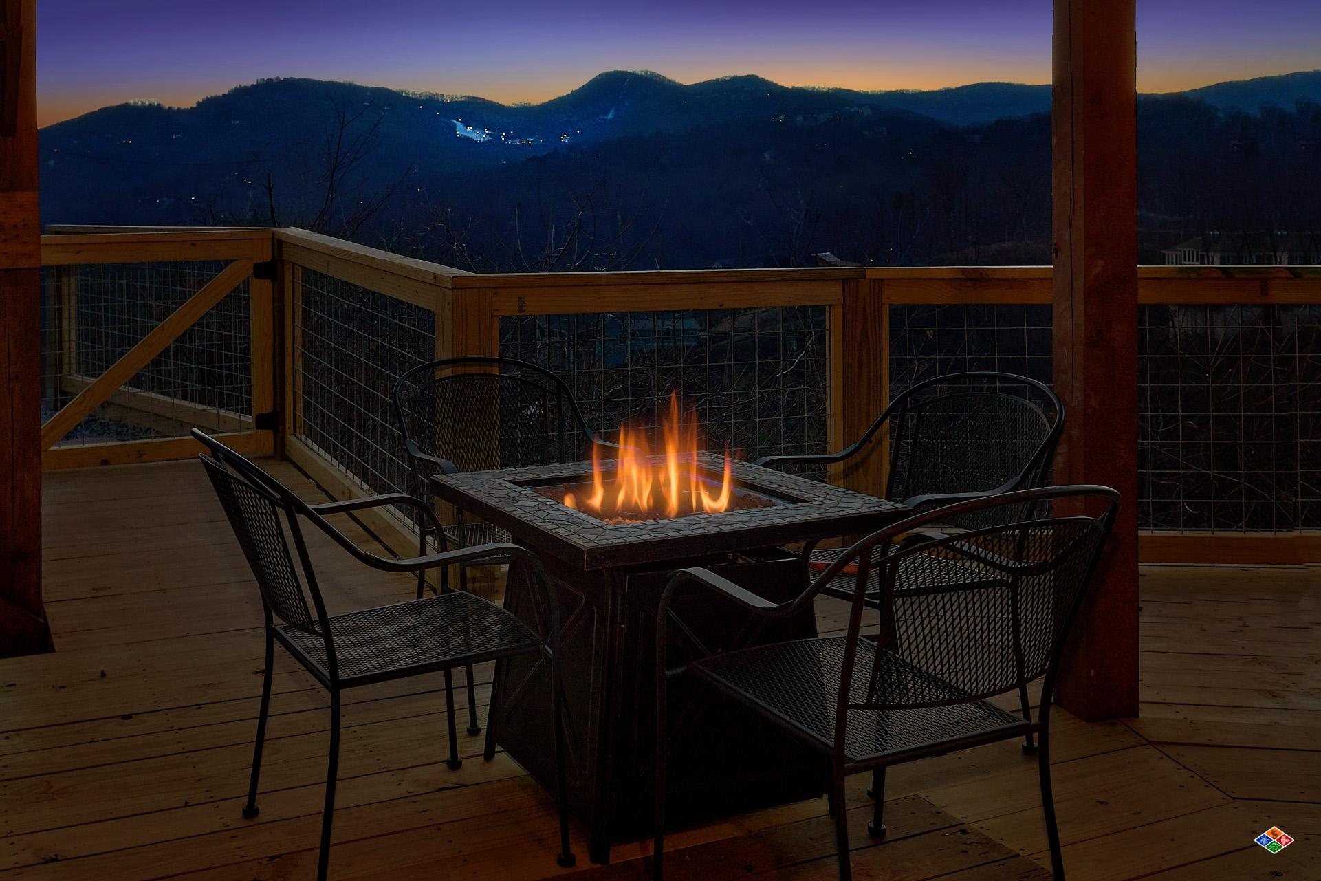 Ski Mountain Overlook