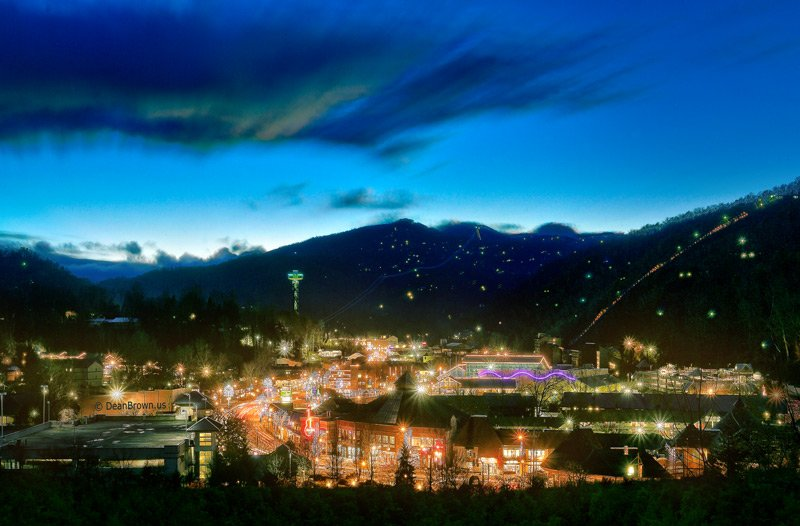 Gatlinburg - Photo Courtesy of Dean Brown