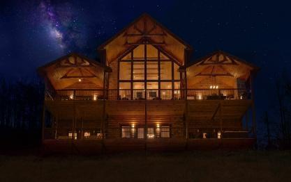 Misty Mountain Adventure Lodge