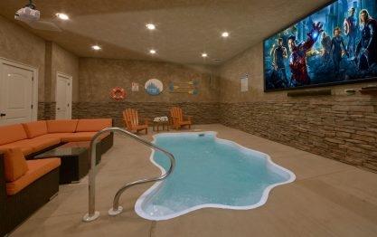 Otter Springs Pool Cabin